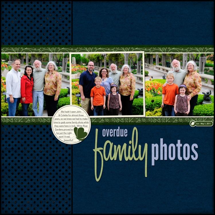 Pixels and Pix Template 1 - 3 photos